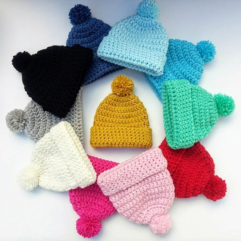 Dizzy & Co Designs – Crochet Gifts and Clothes for Baby and Adults