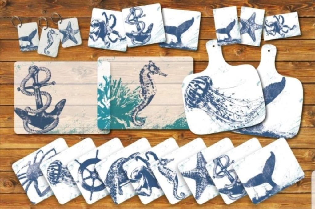 My nautical range of gifts and homewares