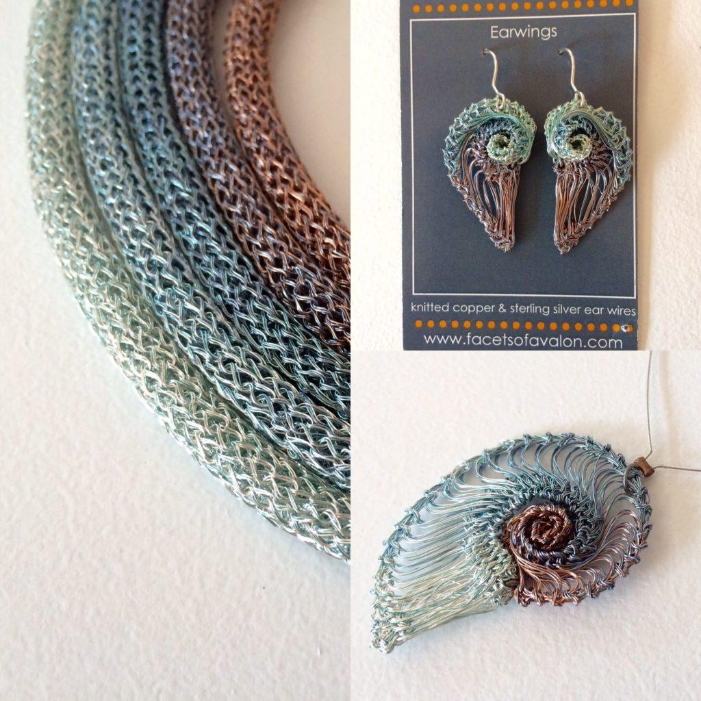 Seashore ropes and spirals
