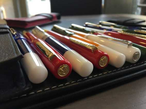 MarteModena Citizen fountain pens