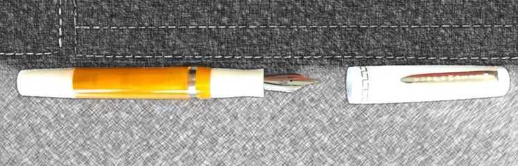 MarteModena Citizen Vatican fountain pen