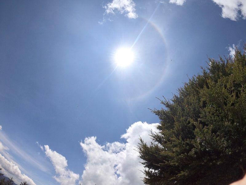 玉山好天氣