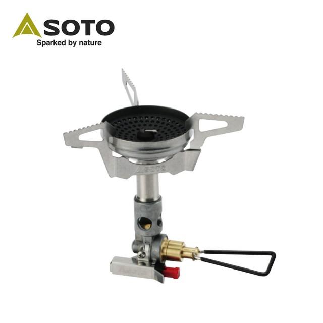 高山爐 soto-310