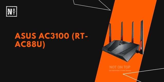 ASUS AC3100 (RT-AC88U)