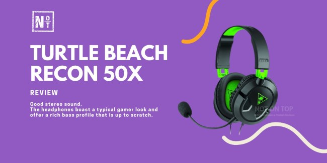 turtle beach recon review