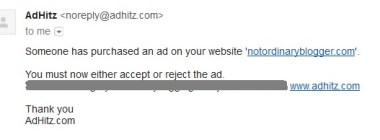 cari uang dengan jasa pasang iklan