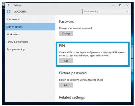 Cara Reset Password Windows 10 F