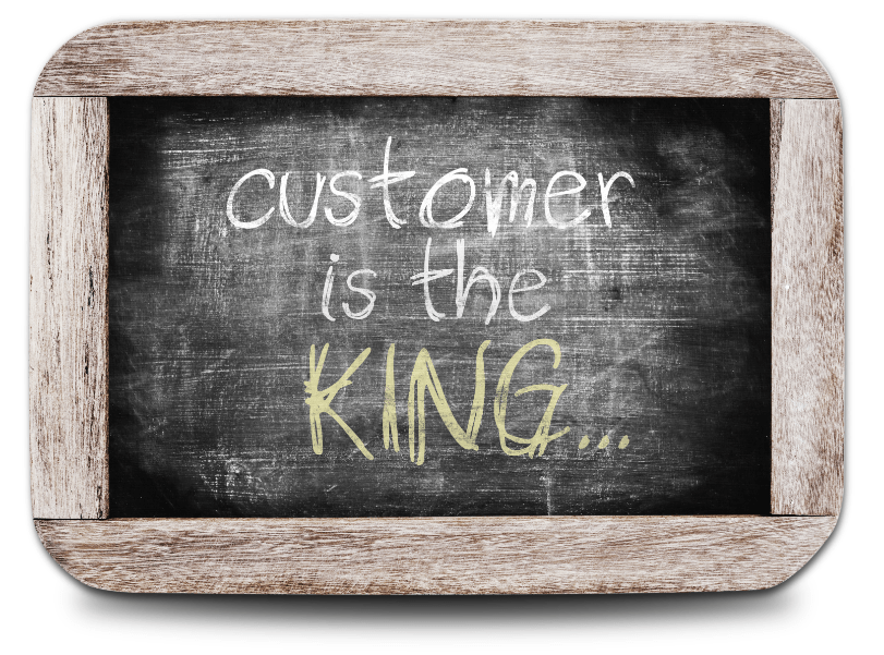 customer-is-king