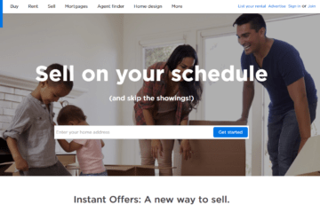 Zillow-ibuyer