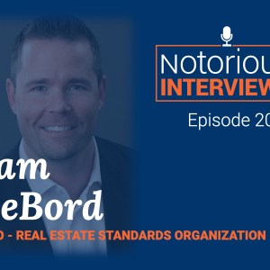 The Notorious Interview: Episode 20 - Sam DeBord, CEO, RESO