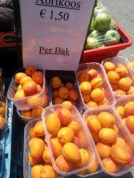 luscious apricots