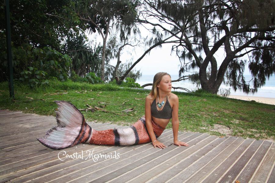 Coastal Mermaids photoshoot