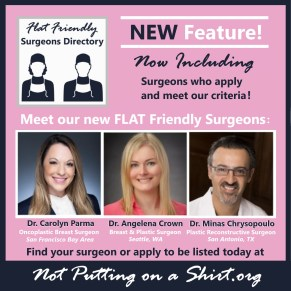 Surgeons offering aesthetic flat closure can now apply for the NPOAS Directory