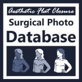Aesthetic Flat Closure Surgical Photo DATABASE