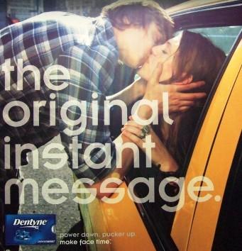 Original instant message
