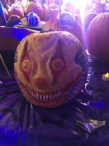 Citrouille:  Le clown démoniaque