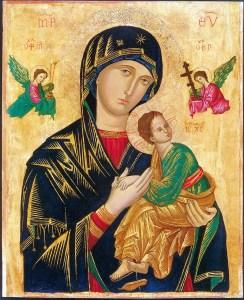 Read more about the article 21 novembre : Présentation de la Vierge Marie