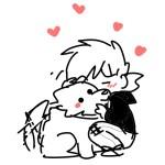 Him like Dog