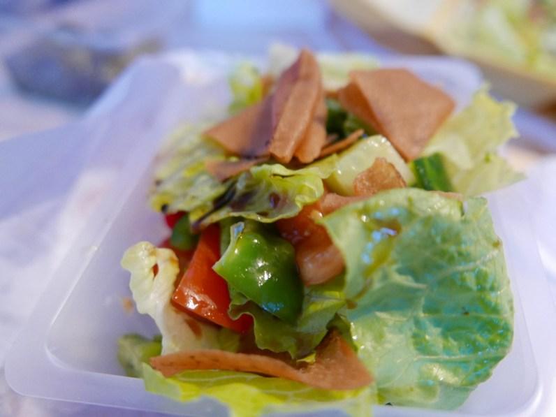 fatouche ( salade )