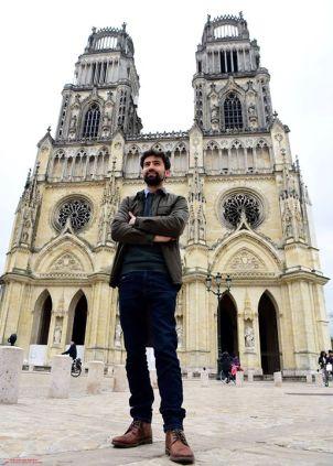 cathédrale orléans anthony bourgouin