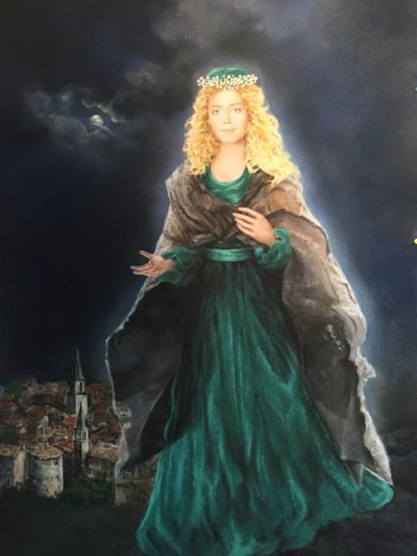 Tableau Notre-Dame de Bargemon
