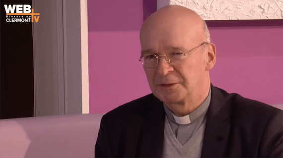 Message de Noël de Monseigneur François Kalist sur WebTV du diocèse