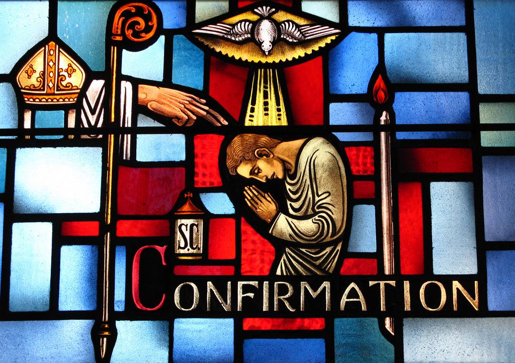 Préparation au sacrement de la Confirmation pour les adultes : 1ère rencontre le 12 novembre 2019