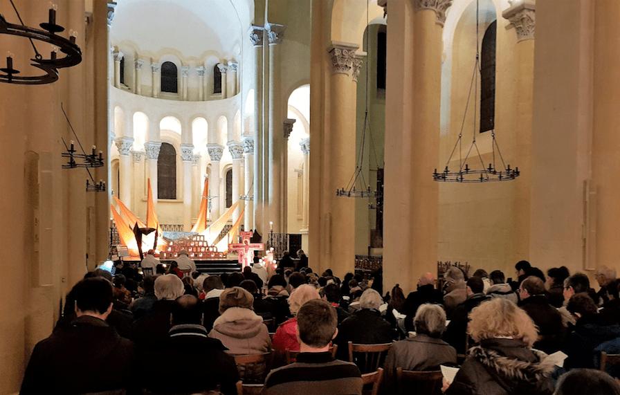 Semaine de prière pour l'unité des chrétiens : retour sur la soirée Taizé exceptionnelle du 19 janvier