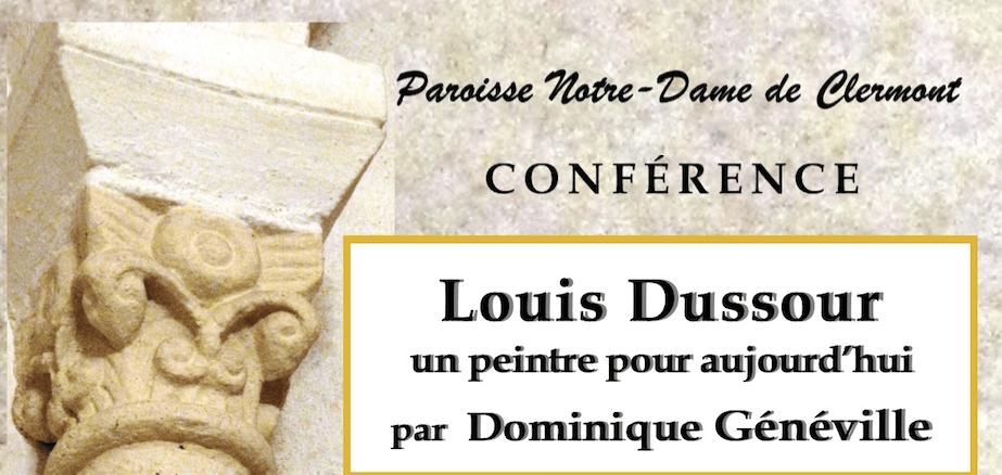 « Les Rencontres de Saint-Laurent » : conférence le jeudi 26 avril 2018 à 18h00 à l'Espace Saint-Laurent
