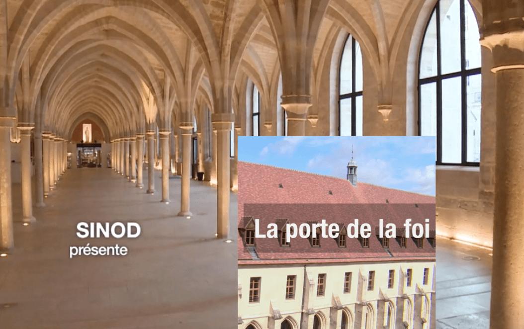 «La porte de la foi»: ce cours gratuit sur Internet, proposé par l'Ecole Cathédrale du Collège des Bernardins, débute le 1er octobre