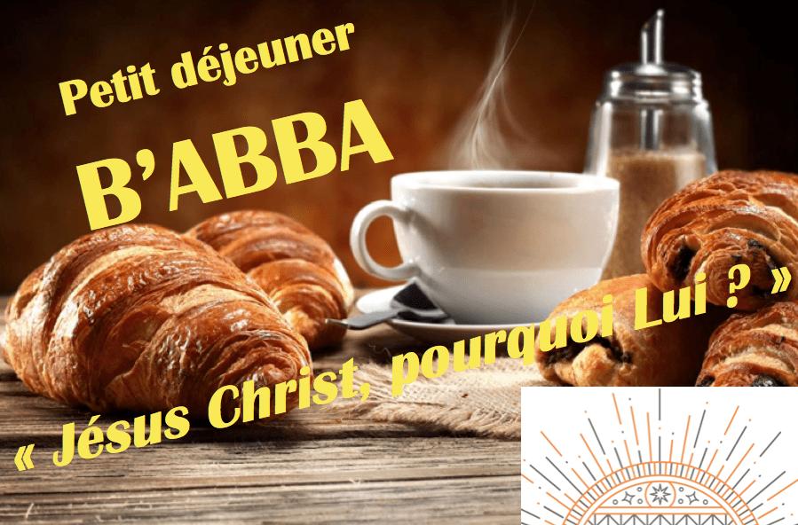 Le 14 décembre de 9 h à 12 h : un petit déjeuner avec le Père Paul Destable et des paroissiens !