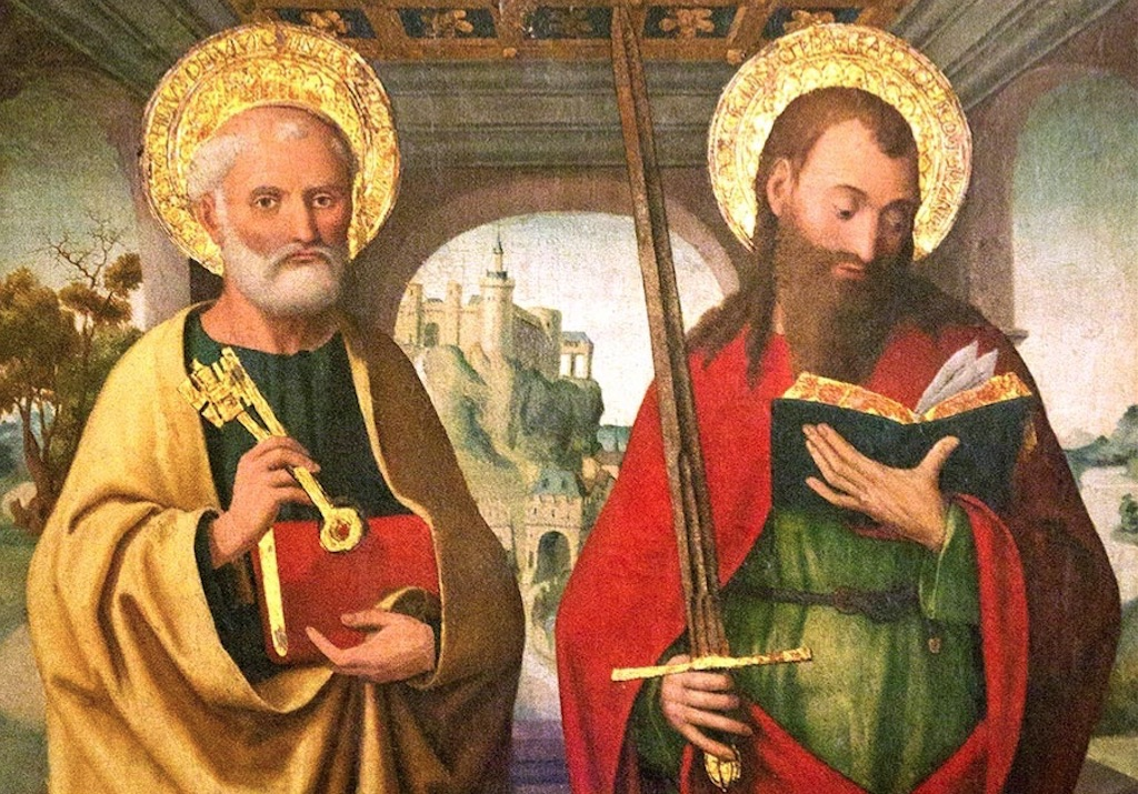 «Saint Pierre et Saint Paul» : l'éditorial du Père Paul Destable du 27 juin 2020