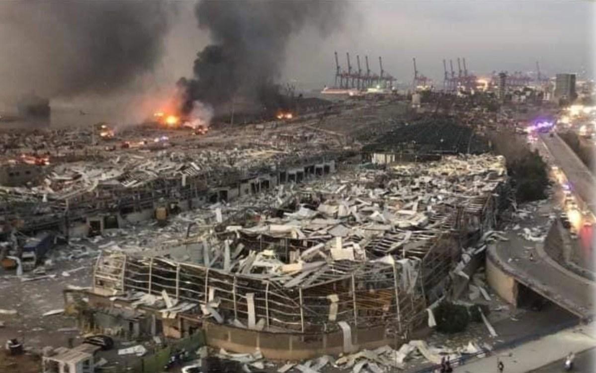 «Urgence Beyrouth» : appels aux dons pour nos frères chrétiens du Liban