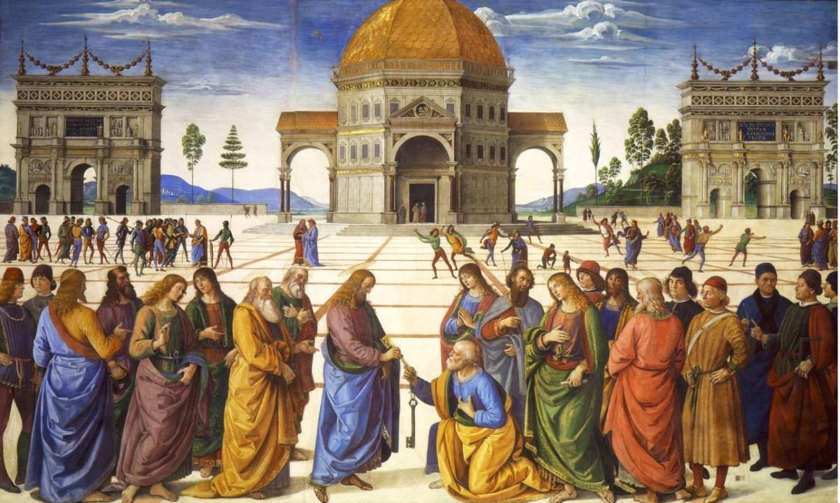 Prière universelle de la paroisse pour le 21e dimanche du Temps ordinaire, 23 août 2020