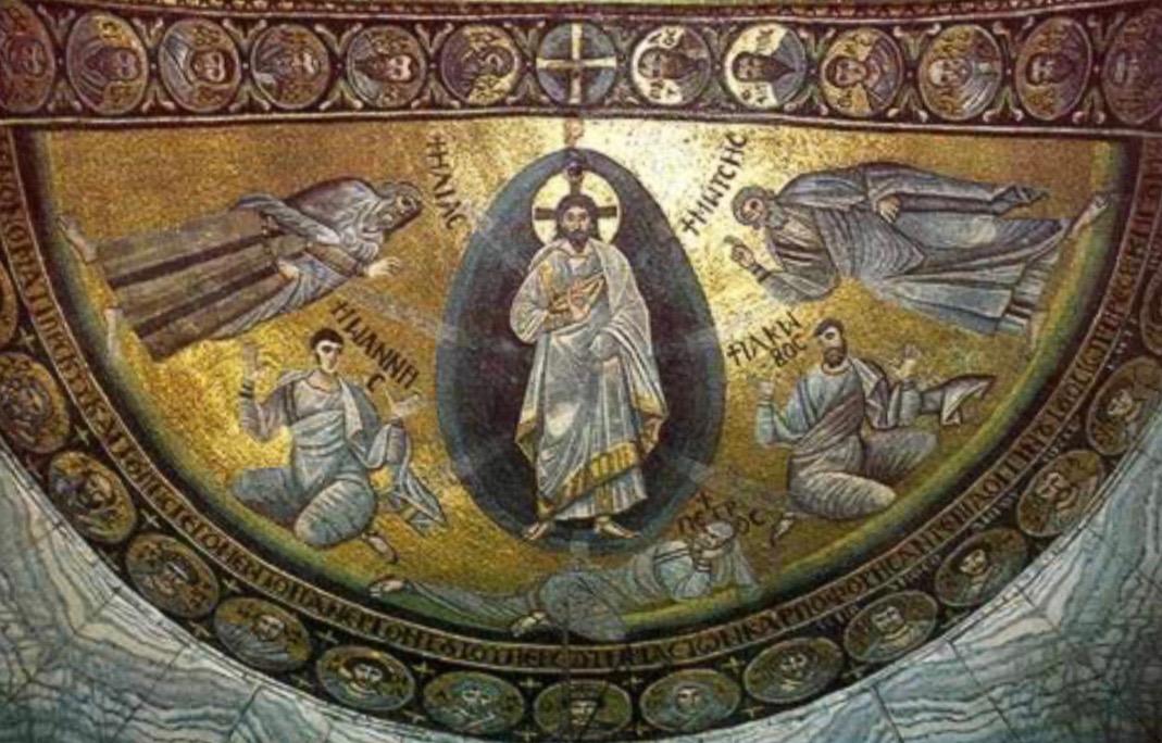 Fête de le Transfiguration du Seigneur, jeudi 6 août 2020