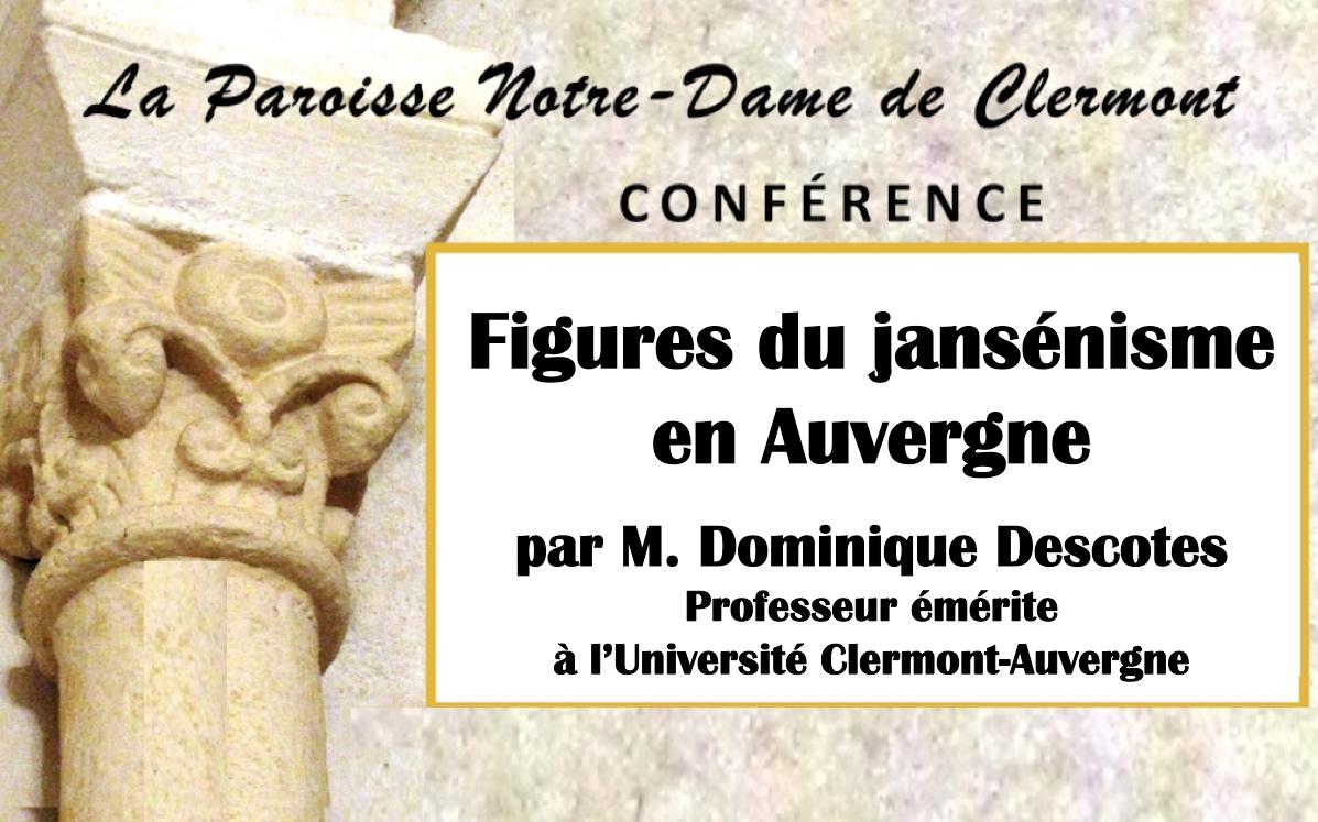 « Les Rencontres de Saint-Laurent » : conférence le jeudi 15 octobre 2020 à 18 h à Notre-Dame du Port