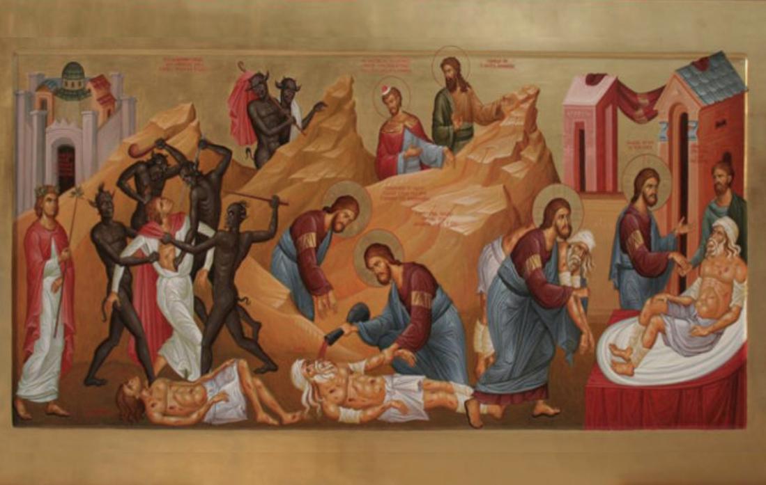 Neuvaine de prière pour la fête du Christ-Roi et la clôture de l'Année liturgique : 3e jour – Le prochain sans frontières