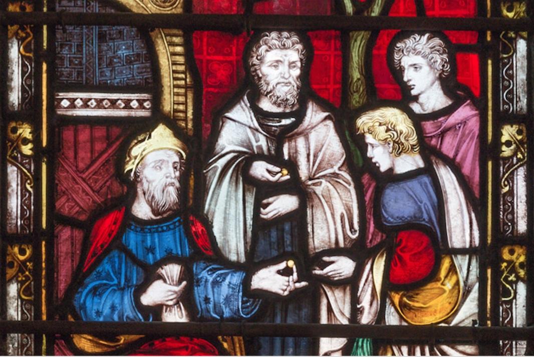 Sanctification du 33e dimanche du Temps ordinaire, 15 novembre 2020