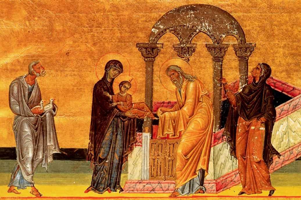 Fête de la Présentation du Seigneur le mardi 2 février 2021 : messe à 12 h 15 à Notre-Dame du Port