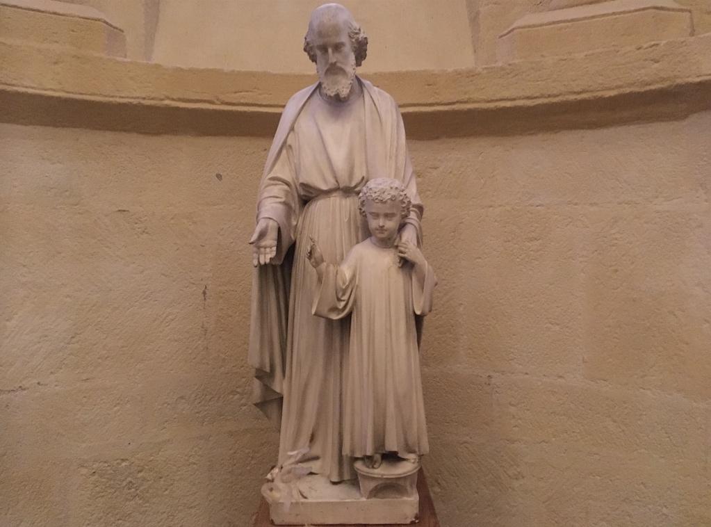 « Année Saint Joseph» : visitons les représentations du Patron de l'Église universelle dans nos églises