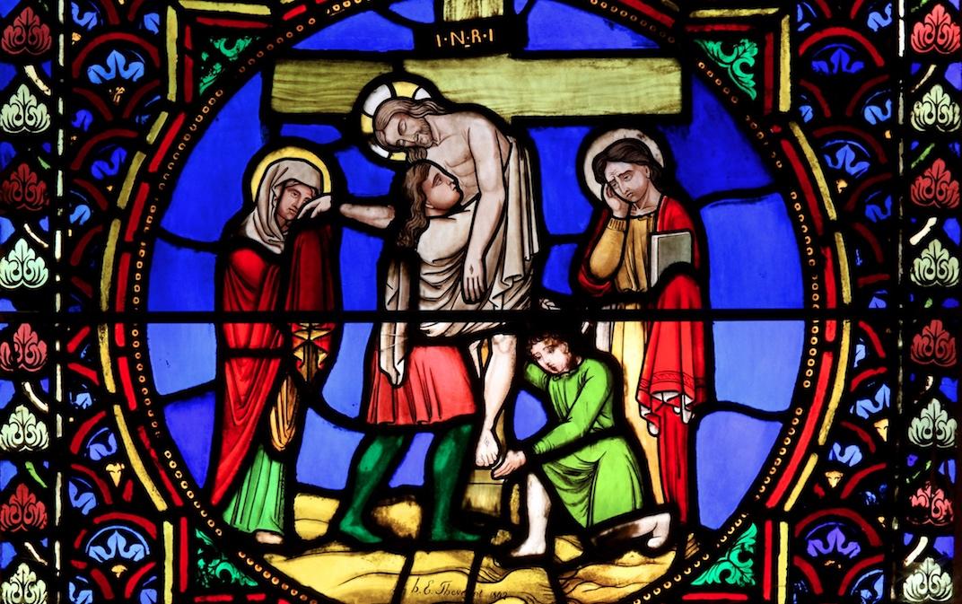 Vendredi Saint 2 avril 2021 à 15 h : Chemin de croix et vénération de la Croix dans toutes nos églises