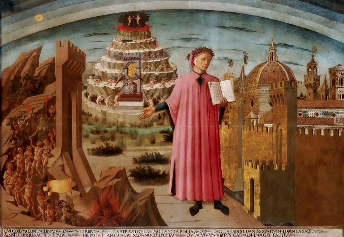 Une lettre apostolique du pape François pour saluer Dante, le «prophète d'espérance»