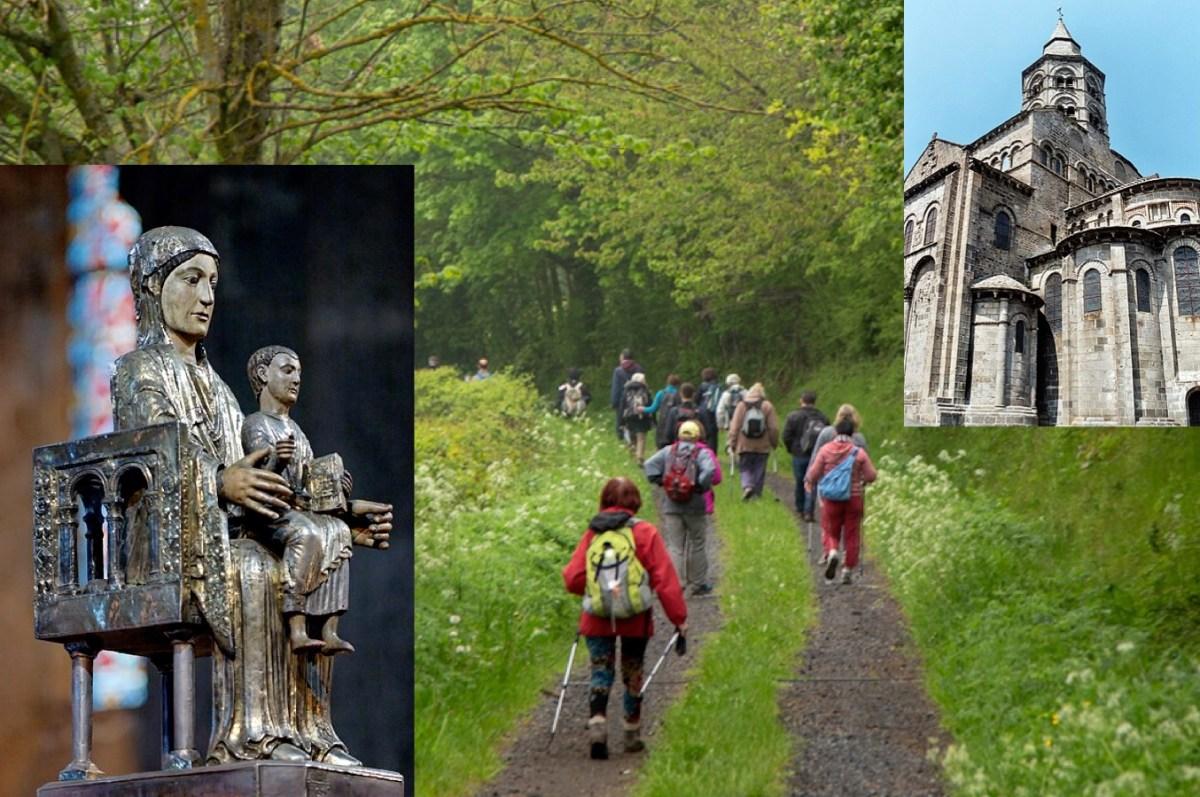 Jeudi de l'Ascension, 13 mai 2021 : Pèlerinage paroissial à pied à Notre-Dame d'Orcival [Actualisé le 5 mai]