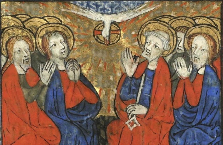 Solennité de la Pentecôte, dimanche 23 mai 2021 : horaires des messes dans la paroisse