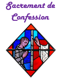 le sacrement de confession
