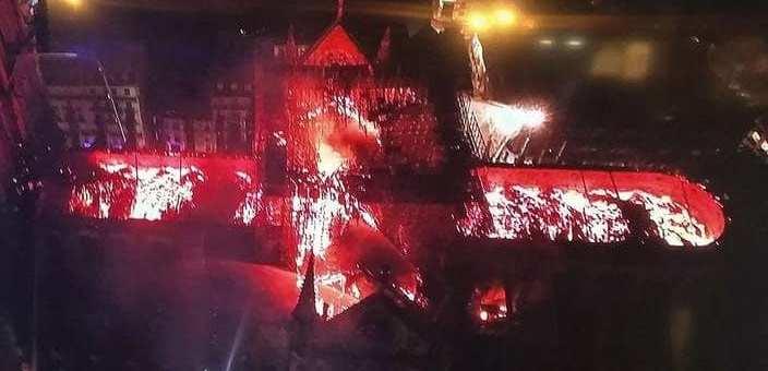 Le mois de Notre Dame arrive à point nommé