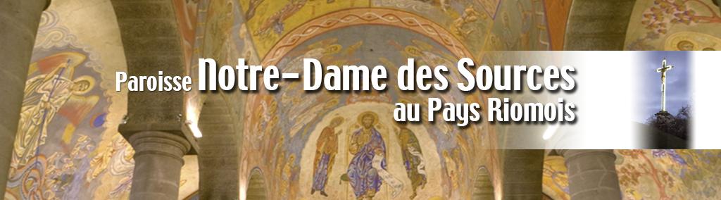 Paroisse Notre-Dame des Sources