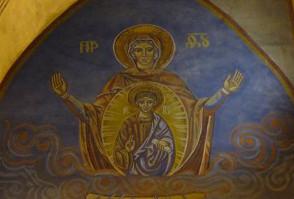 Visite des fresques de l'église Ste Anne de Châtel-Guyon – saison 2017