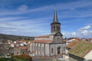 Eglise Sainte Anne de Châtel-Guyon