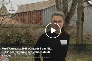 Festi ' Rameaux 2018 en Vidéo